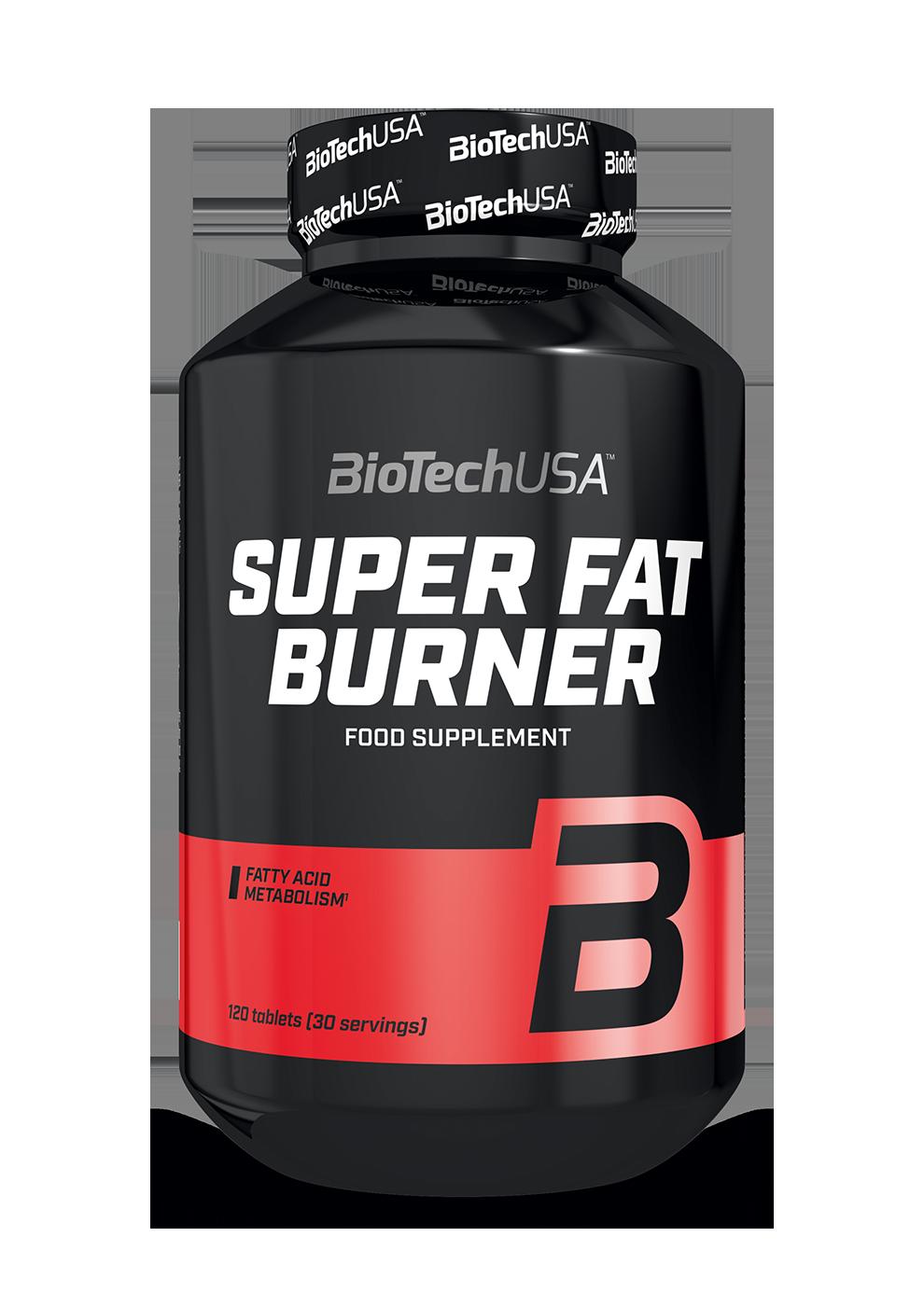 Super Fat Burner BioTech USA