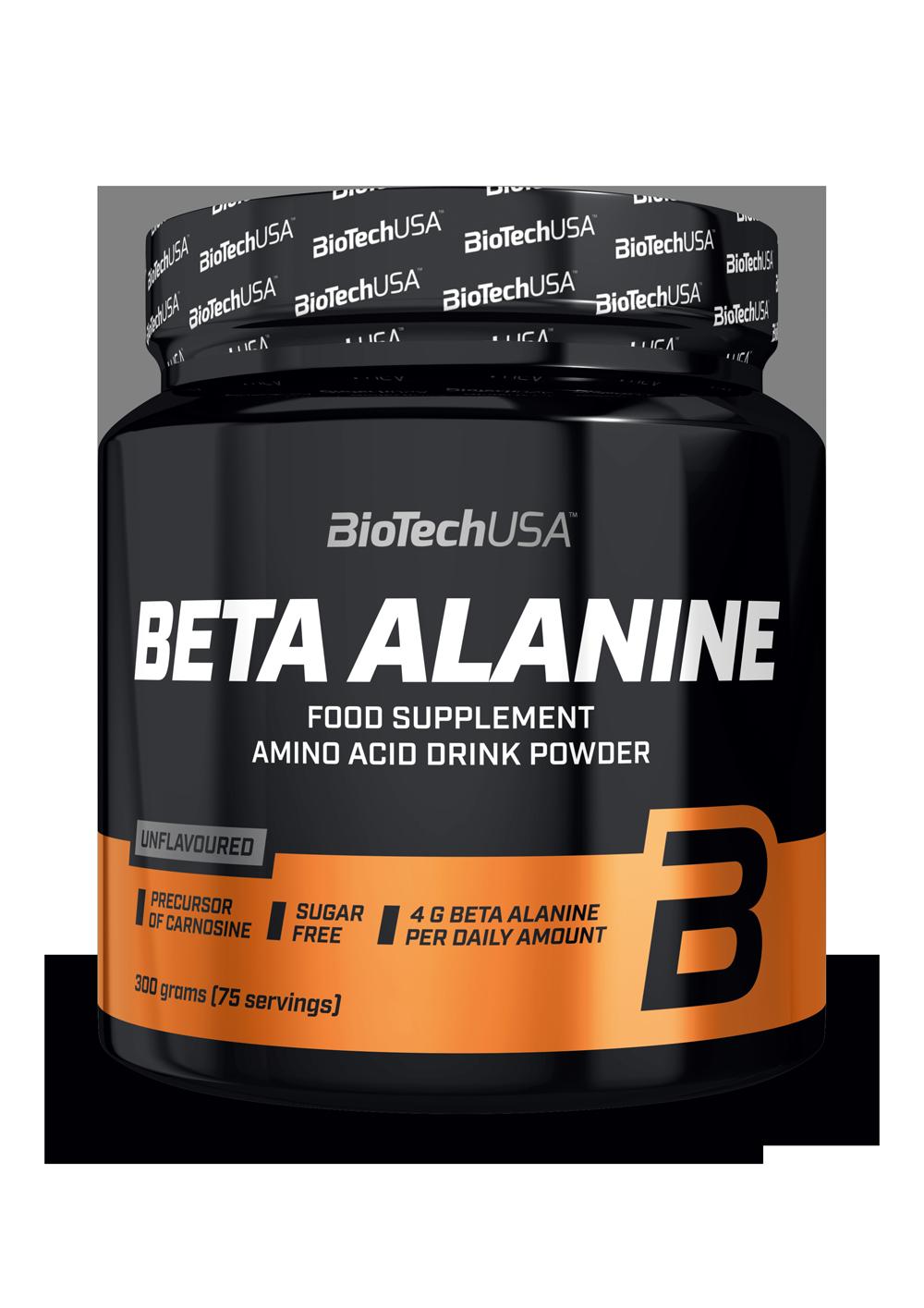 Beta Alanine POWDER BioTech USA