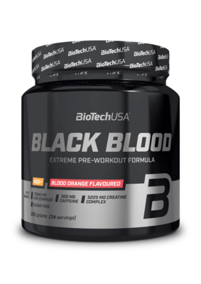 Black Blood NOX+ BioTech USA