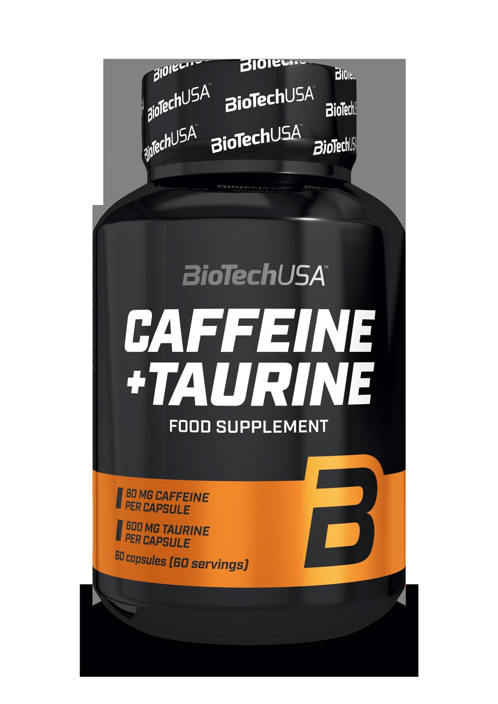 Caffeine + Taurine BioTech USA