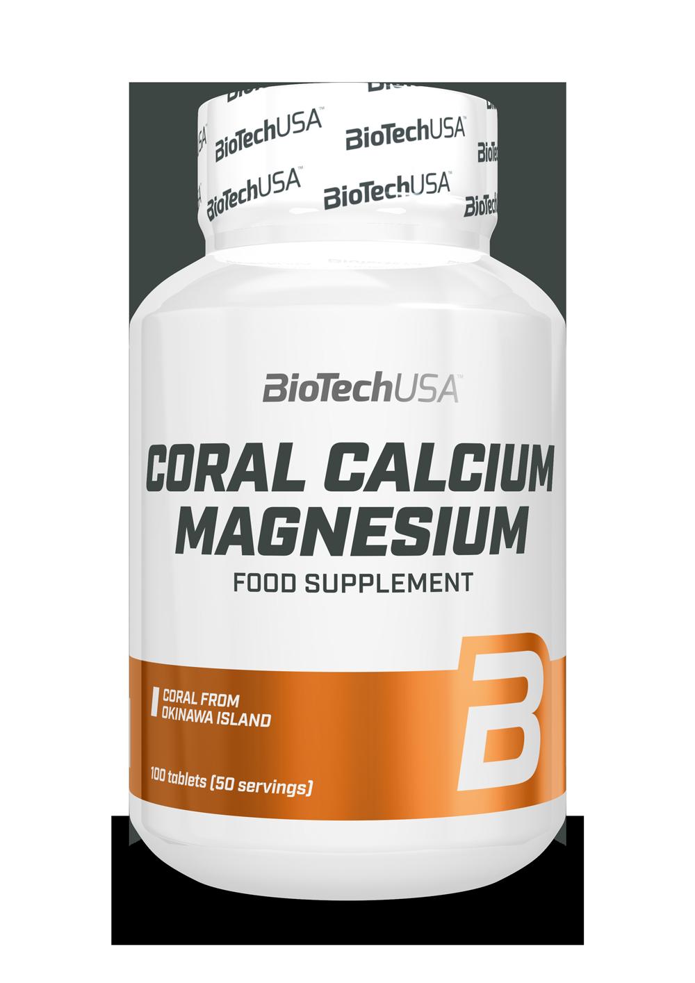 Coral Calcium + Magnesium BioTech USA