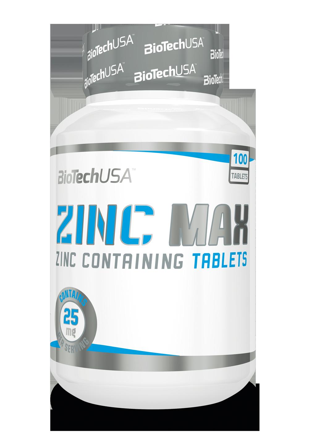 Zink Max BioTech USA
