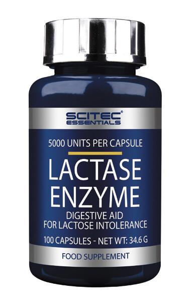 Lactase Enzyme Scitec Nutrition