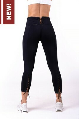 ЛОСИНЫ NEBBIA LACE-UP 7/8 LEGGINGS 661