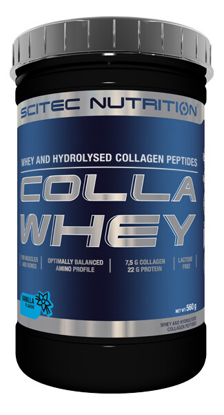 Colla Whey Scitec Nutrition