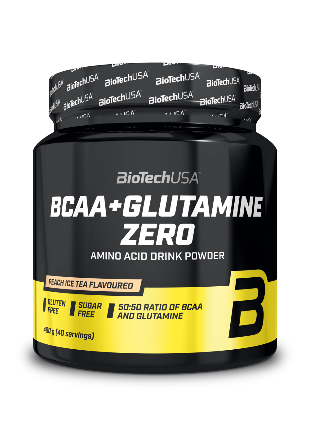 Bcaa + Glutamine Zero BioTech USA