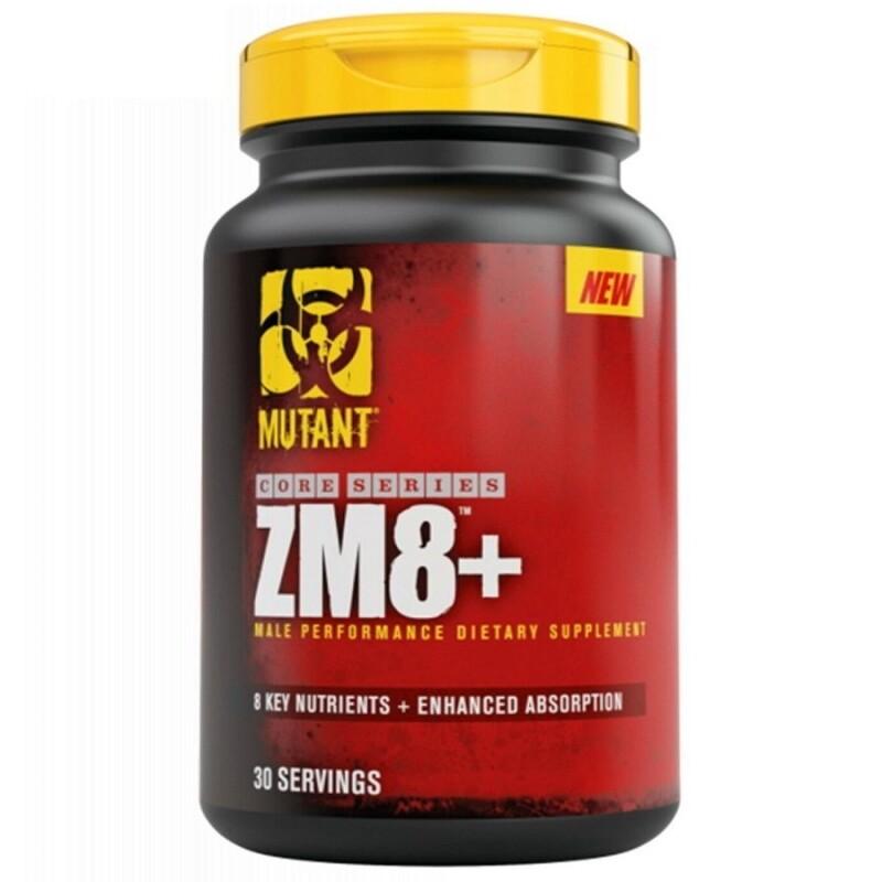 ZM8+ Mutant