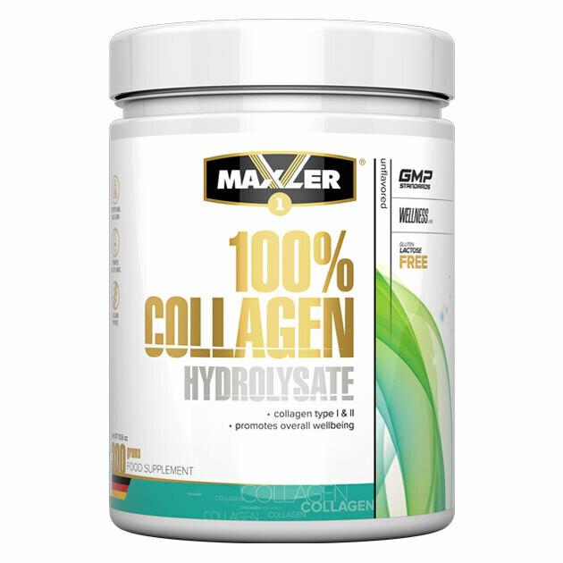 100% Collagen Hydrolysate Maxler