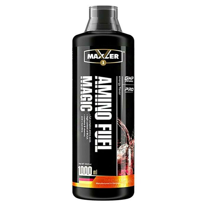 Amino Magic Fuel Maxler