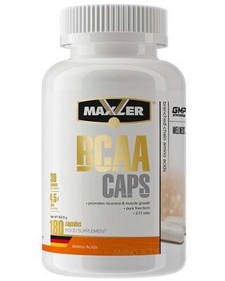 BCAA caps Maxler