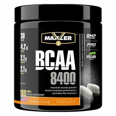 BCAA 8400 Maxler