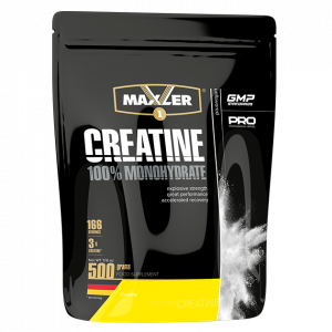 Creatine bag Maxler