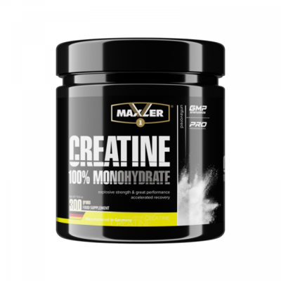 Creatine can Maxler
