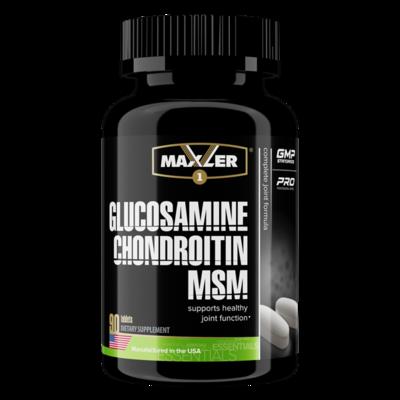 Glucosamine-Chondroitin-MSM Maxler