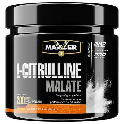 L-Citrulline Malate Maxler