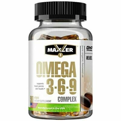 Omega 3-6-9 Сomplex Maxler