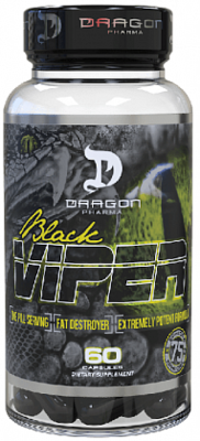 Black Viper Dragon Pharma Labs