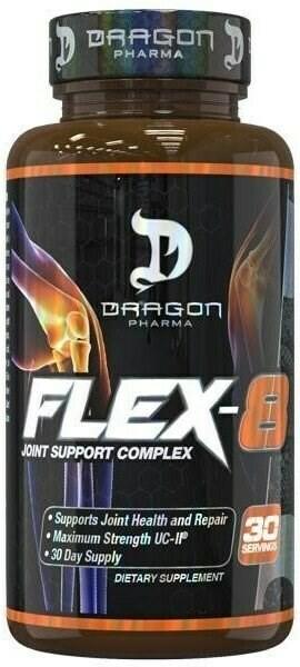 Flex-8 Dragon Pharma Labs