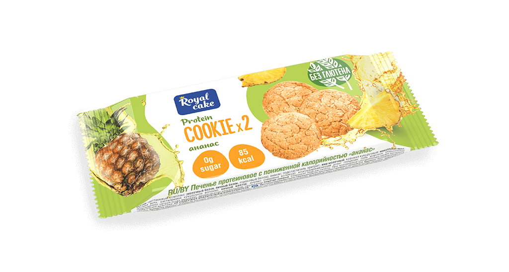 Protein Cookie ProteinRex