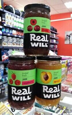 Низкокалорийный джем Real Will