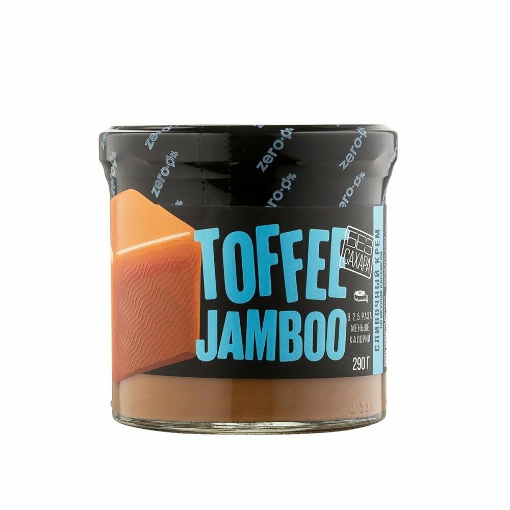 Сливочный крем Toffee Jamboo Mr. Djemius ZERO