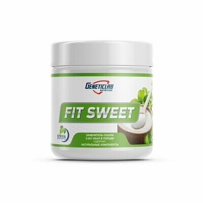 Fit Sweet GeneticLab