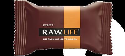 Sweets Конфеты R.A.W. Life
