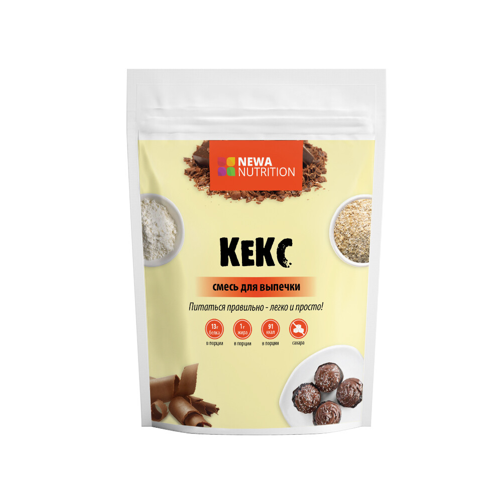 Кекс Newa Nutrition