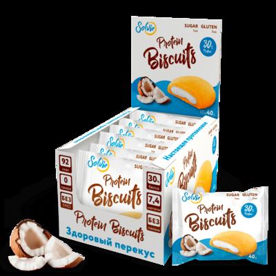 Protein Bisquits Solvie
