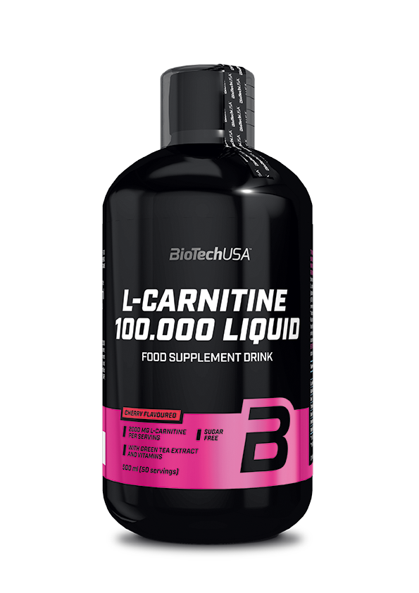 L-Carnitine 100000 мг BioTech USA