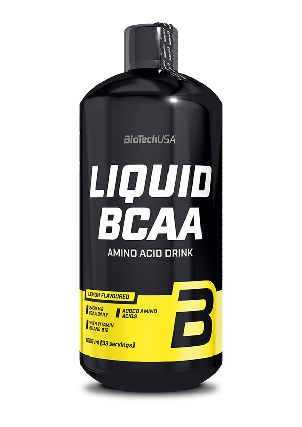 Liquid BCAA BioTech USA