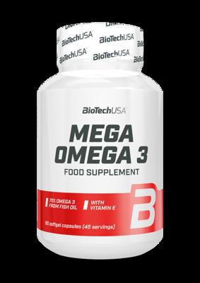 Mega Omega 3 Biotech USA