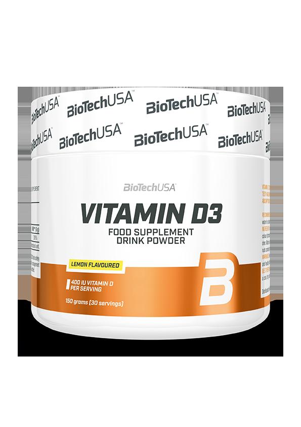 Vitamin D3 BioTech USA