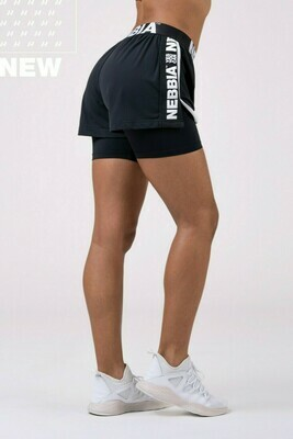 Шорты Fast&Furious Double Layer 527 NEBBIA