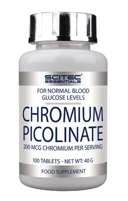 Chromium Picolinate Scitec Nutrition