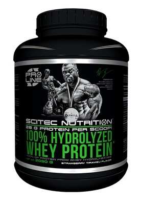 Hydrolyzed Whey Protein Scitec Nutrition