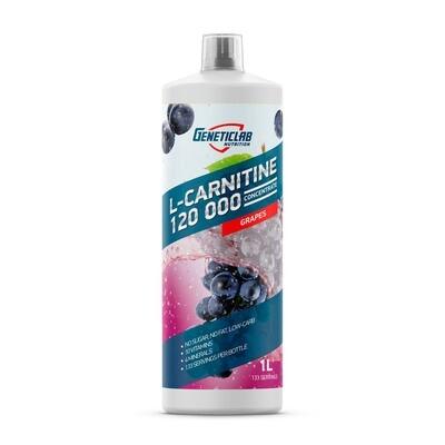 L-Carnitine 120 000 GeneticLab