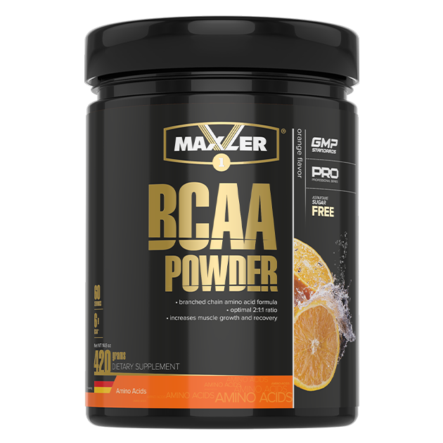 BCAA Powder Maxler