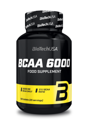 BCAA 6000 BioTech USA
