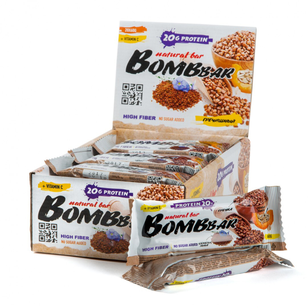 Protein Cereal Bar BombBar