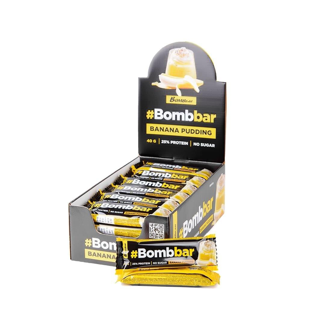 Протеиновый батончик в шоколаде Bombbar