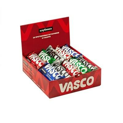 Низкоуглеводный батончик Vasco