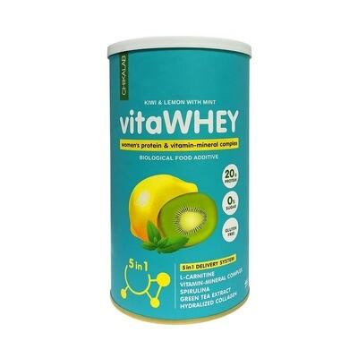 VitaWhey Коктейль витаминно-минеральный Chikalab