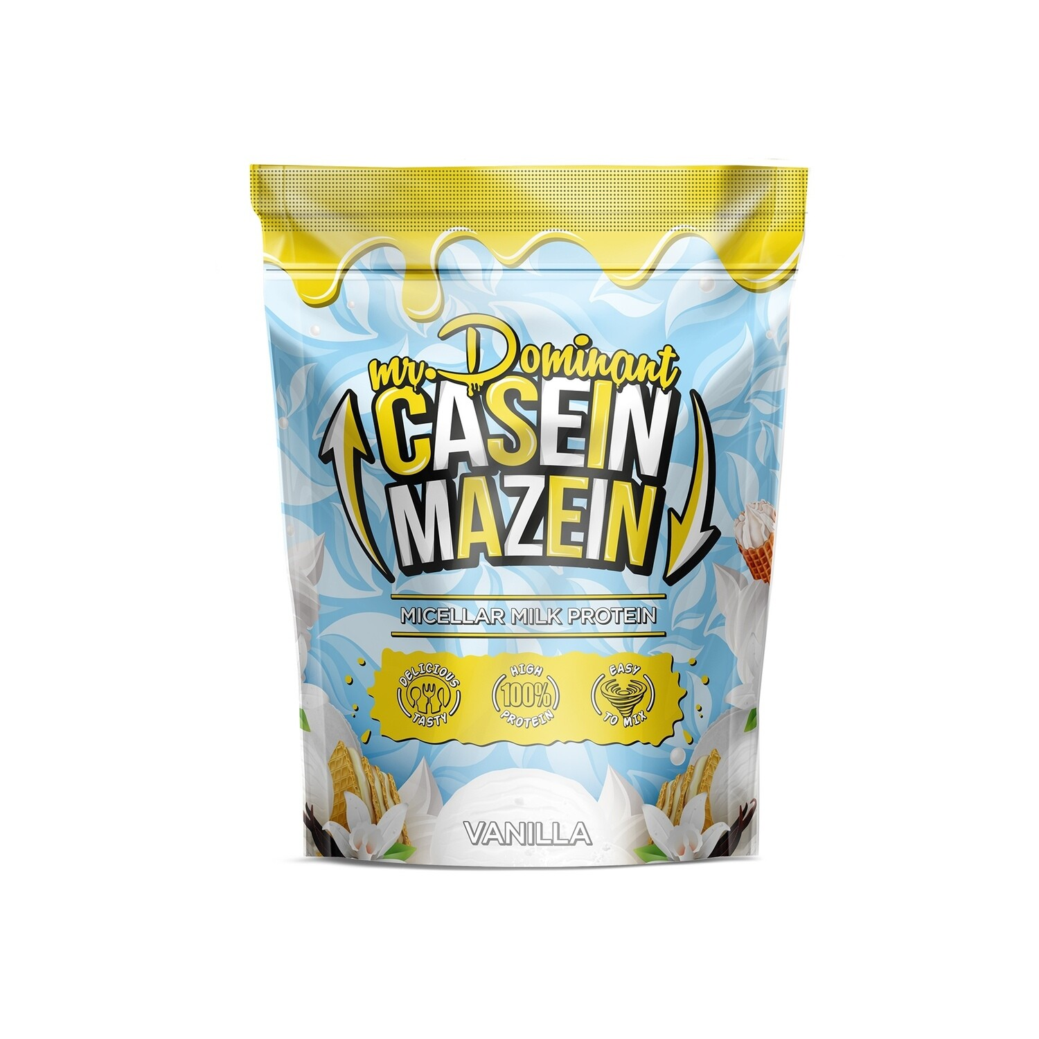 Casein Mazein Mr.Dominant