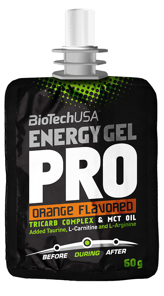 Energy Gel Pro BioTech USA