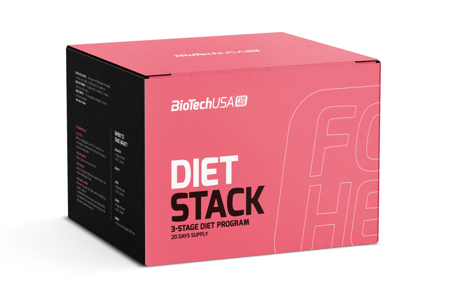 Diet Stack BioTech USA