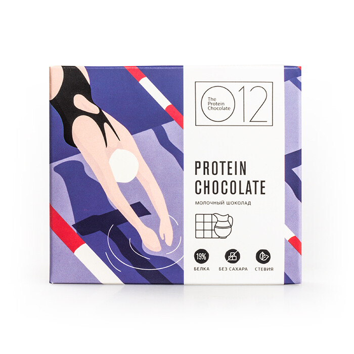 Protein Chocolate O12