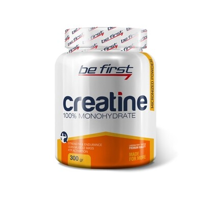 Creatine Monohydrate Be First