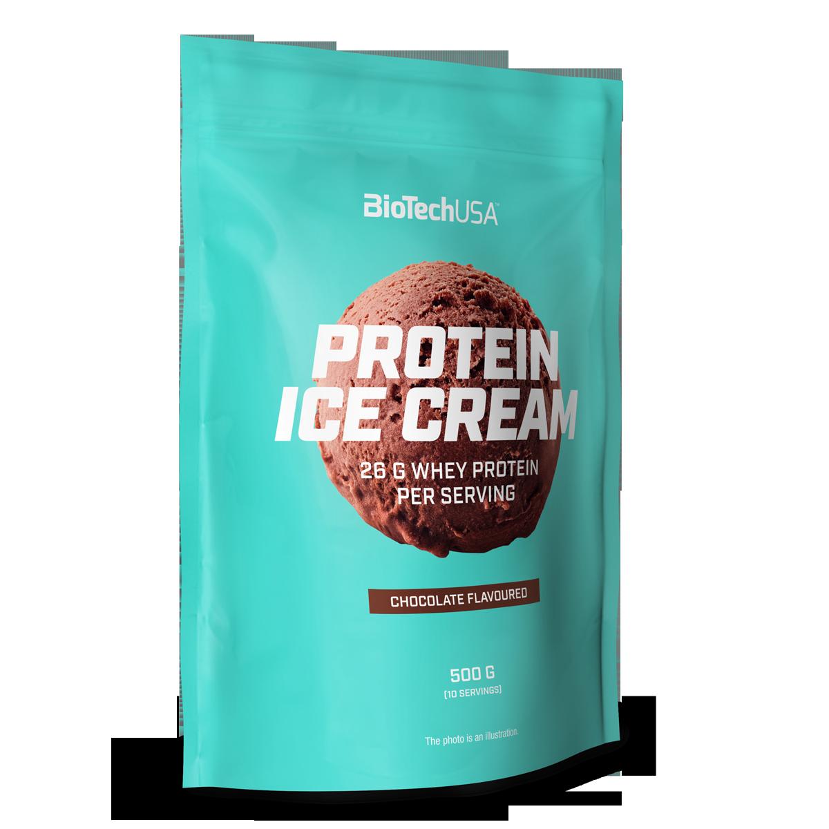 Protein ice Cream BioTech USA
