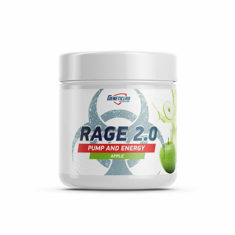 Rage 2.0 Pro GeneticLab